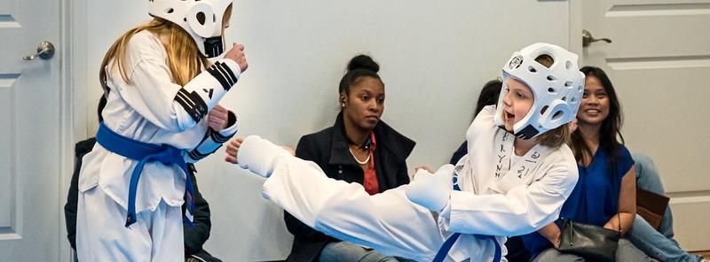 Brynn: Taekwondo