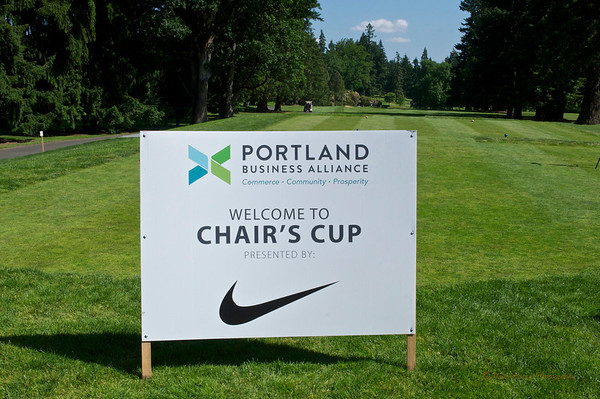 Portland Business Alliance Chair's Cup 2014