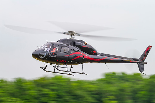 F-GFEX - Aerospatiale AS-355F-1 Ecureuil 2