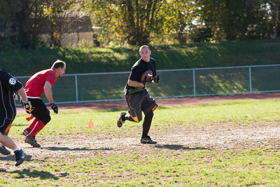 Parkville Football League -- October 21, 2012
