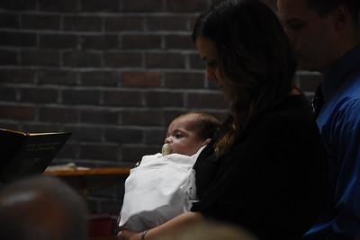 Ella Baptism