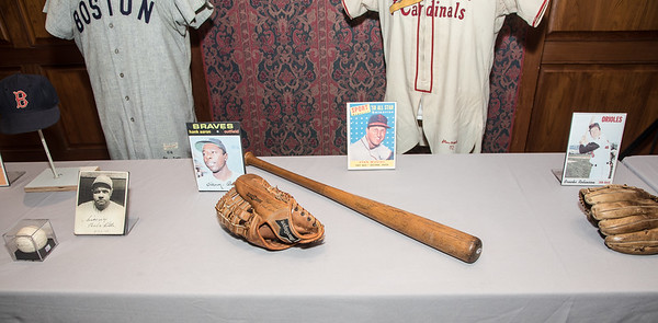 Smithsonian Adds Major League Baseball Artifacts to National Sports Collection (August 16, 2017)