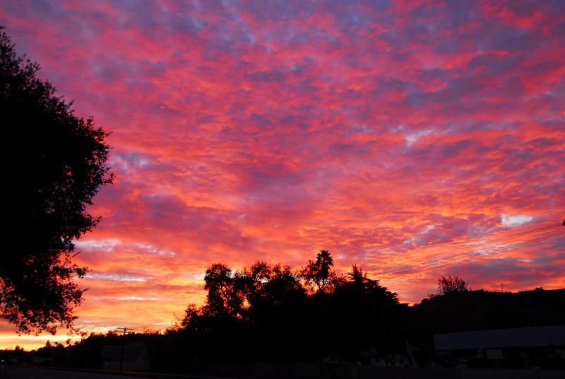 Sunrise January 4, 2010 - G