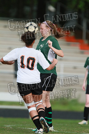 DHS Ladies JV vs West Forsyth 2