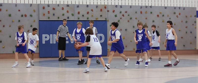 2008 EAA Basketball