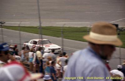 NASCAR 1986 Firecracker 400