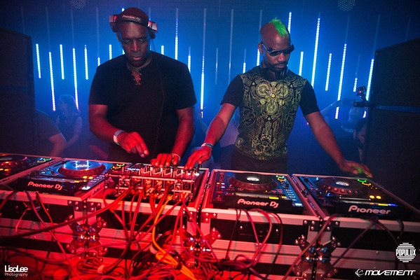 Green Velvet b2b Kevin Saunderson | Populux | May 2016