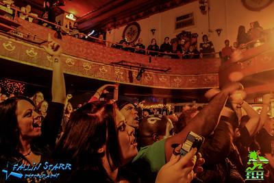 "Nicky V, Myzery, Fans - ""The Marvelous Missing Link"" Tour"