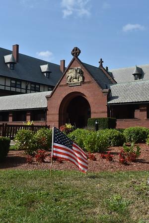 American/School Flag