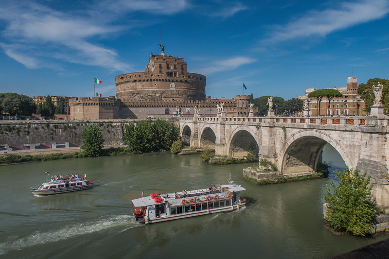 Castel Sant Angelo - Rome - Italy (September 2018)
