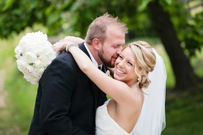 ally + doug wedding