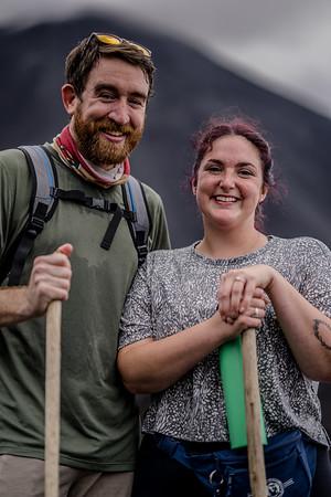 Pacaya Volcano Engagement