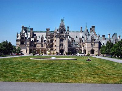 August 2010 Visit to North Carolina and the Biltmore Mansion