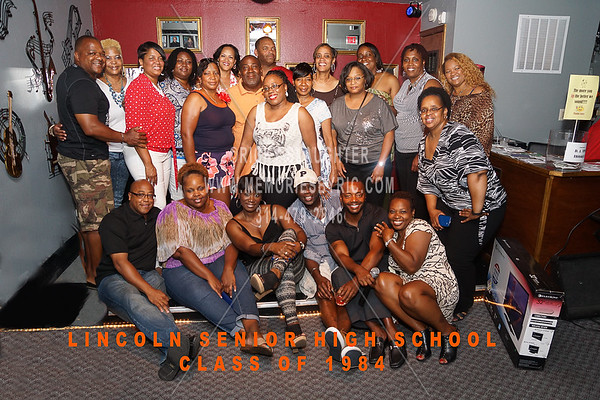 Lincoln Class of 1984 30year Reunion