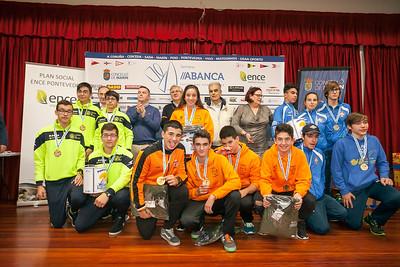 Ciclo 8 -  Copa Galicia-Concello de Marín de Bateles