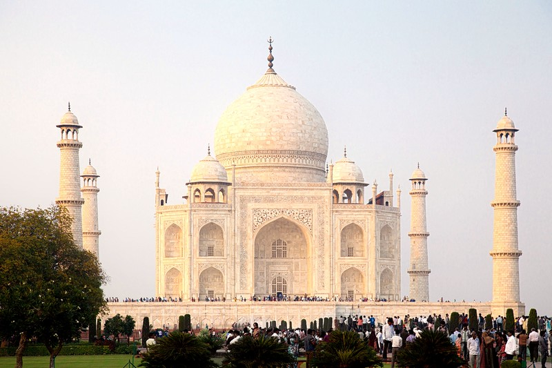 Agra & Taj Mahal  ताज महल