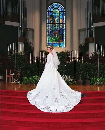 Set-Up Wedding Photos