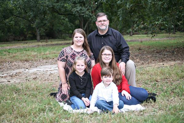 Barton Family 2016