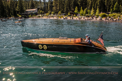 The G-9, Concours d'Elegance, Lake Tahoe 2011