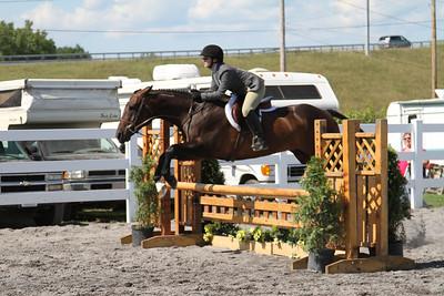 Equitation over fences