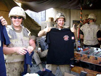 Canadian Troop Photos
