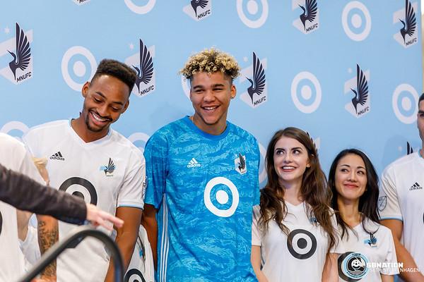 Minnesota United FC 2019 Kit Reveal