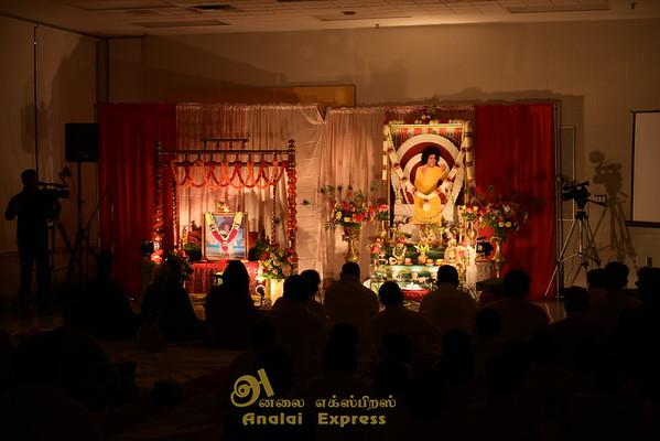Sathya Sai Baba's 90th Birthday Celebrations- Markham Sai Centre