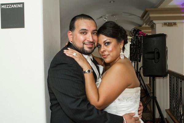 Erica + Jose Wedding Day