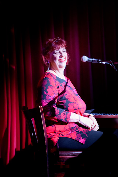 Liane Carroll with Jazz Colossus