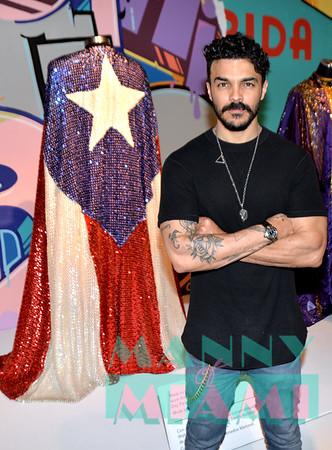 8-9-19 - Shalim Ortiz at HistoryMiami Museum