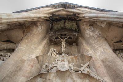 Sagrada Familia, Barcelona  2012