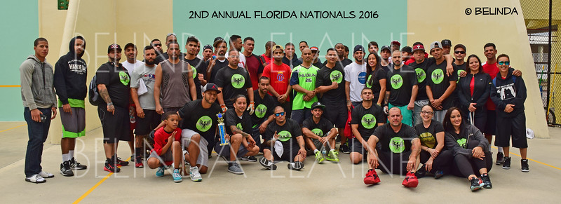2ND ANNUAL FLORIDA NATIONALS ~ FEB 2016