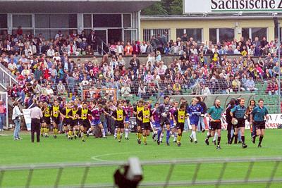 1996-07-26 Dynamo Dresden v Bayern Munich