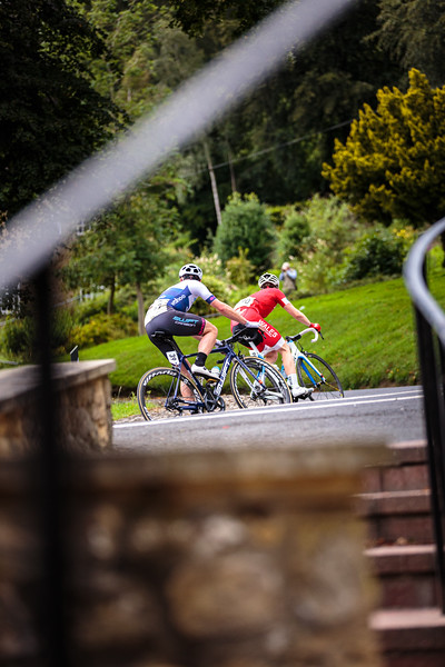 Peter Williams and Joseph Rees at the Ryedale Grand Prix 2019