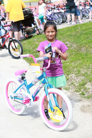Bikes for Kids   5/20/2016