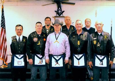 Wagoner 98 2012 Officers