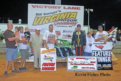Virginia Motor Speedway - 8/29/10