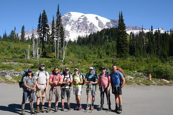 Mt. Rainier August 15-17, 2016