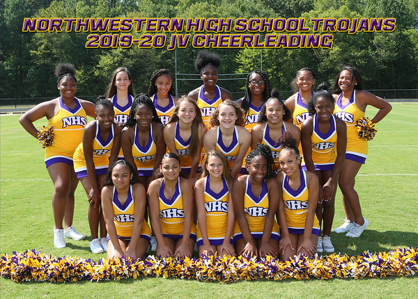 Northwestern JV Team