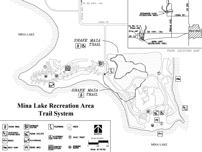 Mina Lake Recreation Area