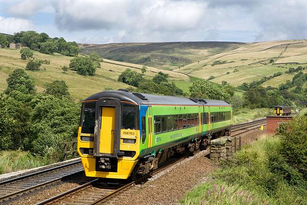 Class 158 (BREL Express Sprinter): All Images