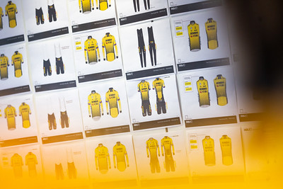 Soigneur - AGU Jumbo Visma design process