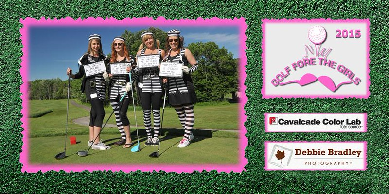 Golf Fore the Girls 2015