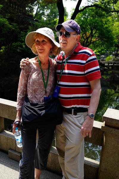 Judy and Wayne Lewis