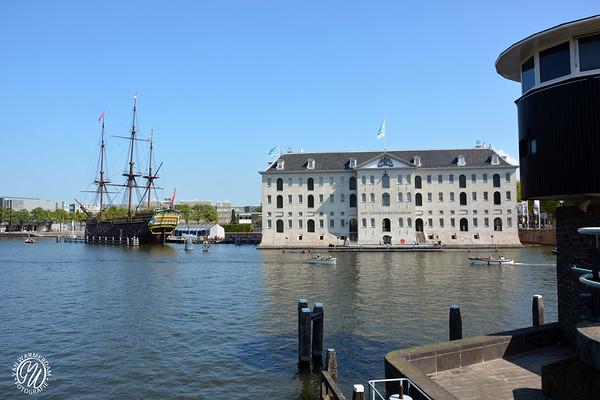 Scheepvaart Museum Amsterdam