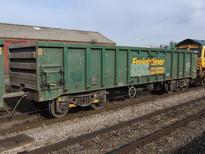MJA - Freightliner Bogie Box Wagon