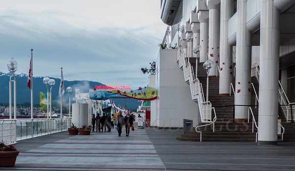 2013 Alaska Trip - Vancouver, Butchart Gardens and Victoria, BC
