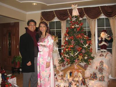 2009 Christmas with Cha Luc