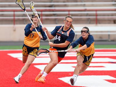 NCAA WLax: Cornell Fall Play Day; 10/1/16