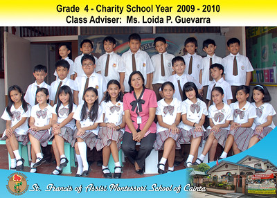 Class Photos 2009-2010